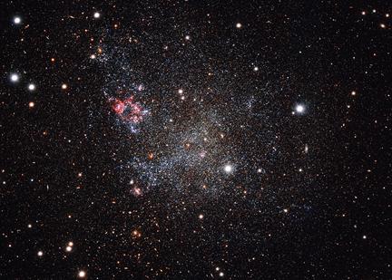 galáxia anã IC 1613