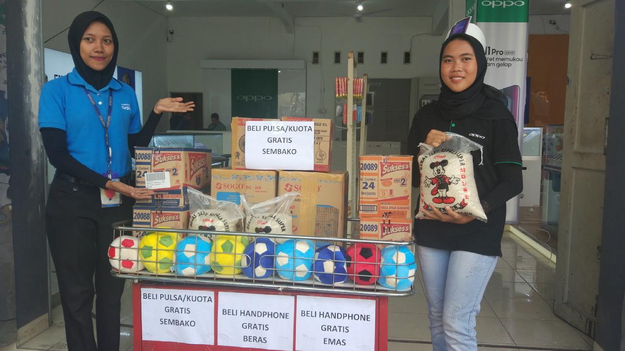 Perluas Pelayanan Complete Selular Resmikan Toko Ke 33 Cirebon Bribin