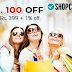 ShopClues - Get Rs.100 Off on Minimum Purchase Of Rs.400 (All Users)