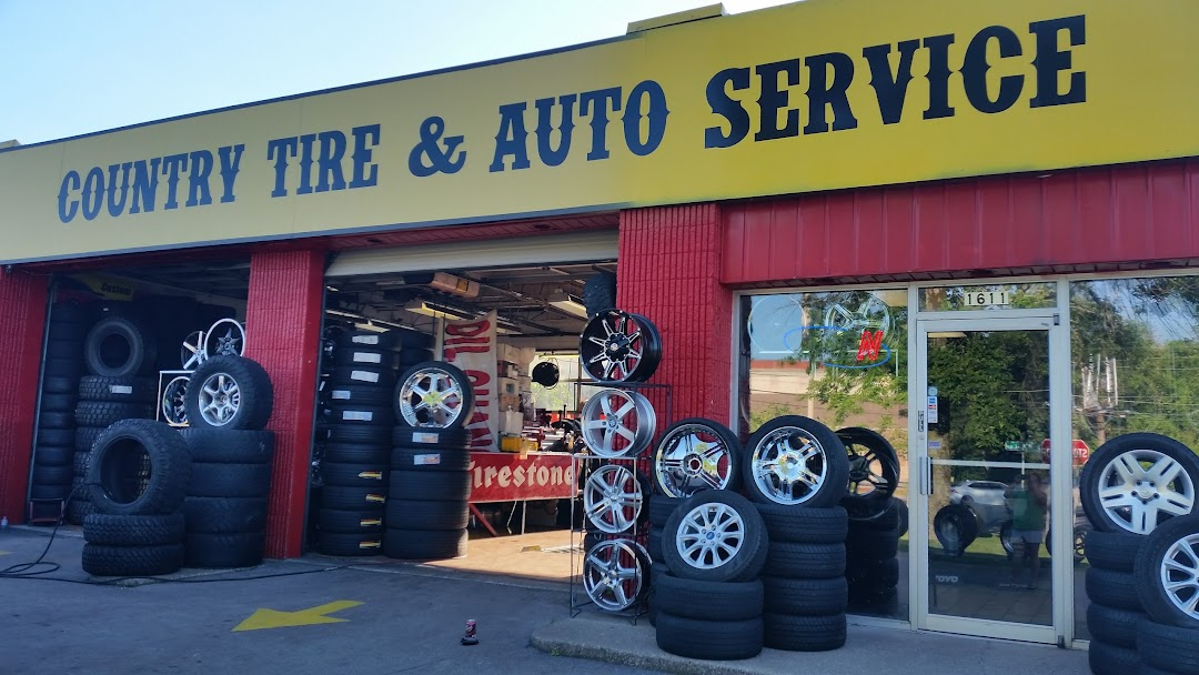 Country Used Tire Tire Shop In Murfreesboro