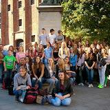 Polsko-niemiecka wymiana młodzieży w Poznaniu, 2014.09.10-18