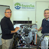 Meeting of The Minds at ETET's Silicon Valley R&D Pilot Production Facility