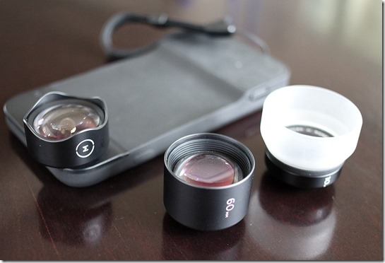 Moment Lens and Case