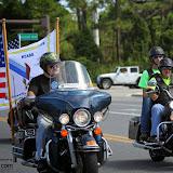 Sgt. Kevin Kight Memorial Bike Parade - Thunder Beach Autumn Rally 2013