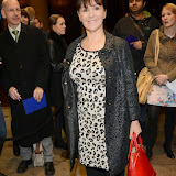 WWW.ENTSIMAGES.COM -   Arlene Phillips  arriving    at Dance Til Dawn - press night   Aldwych Theatre, London November 3rd 2014Strictly Come Dancing duo Flavia Cacace-Mistry and Vincent Simone  bring their new show inspired by the Golden Age of Hollywood to the West End for a limited ten week run.                                                    Photo Mobis Photos/OIC 0203 174 1069