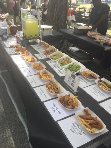 Food Festival New Smyrna Beach