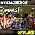 BAIXAR FIFA 21 p/ ANDROID | offine + Times ATUALIZADOS