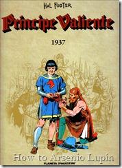 P00001 - Príncipe Valiente (1937)