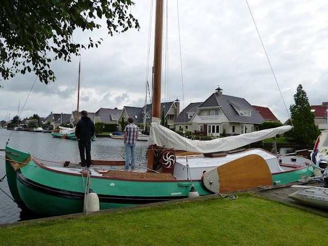 Zeilen met Jeugd met Leeuwarden, Zwolle - P1010329.JPG
