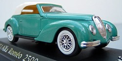 4161 ALFA ROMEO 2500 SPORT fermé 1939