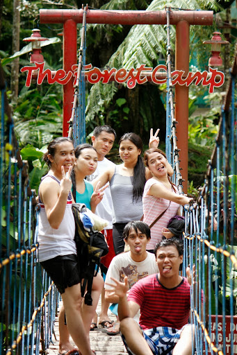 Forest Camp in Dumaguete City