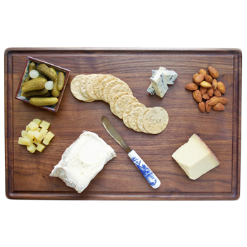 Virginia Boys Kitchens Cheese Board Cutting Board Serving Platter