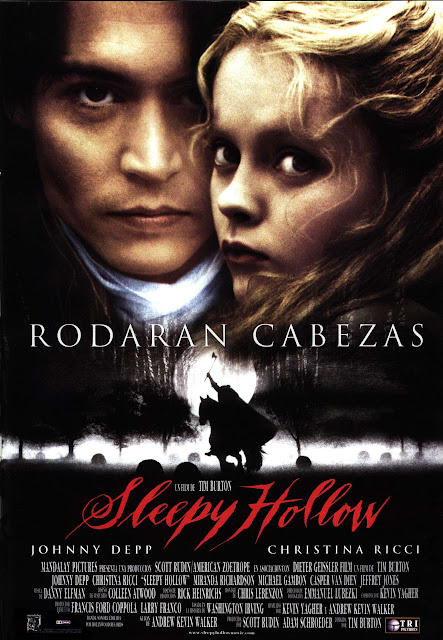 Sleepy Hollow peliculas para ver en Halloween halloween