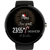 Happy New Year 🥂 Watch Face