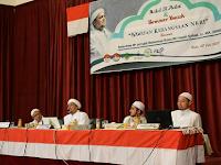 PCI NU Yaman adakan halal bi Halal bersama HRS