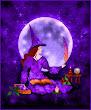 Moon And Magic Ritual