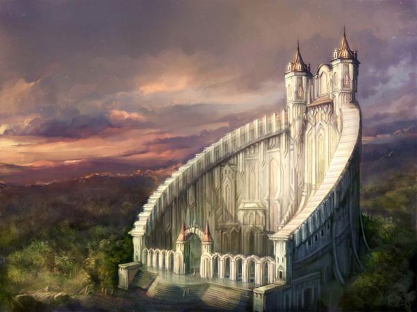 White Stronghold, Magical Landscapes 2