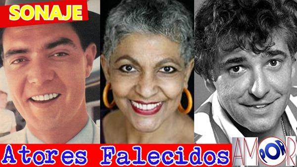 atores falecidos da novela por amor