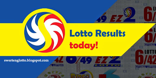 Philippine PCSO Lotto | Draw Results Today!