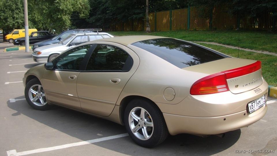 dodge intrepid sedan specifications pictures prices