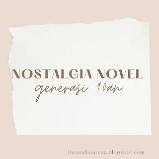 novel generasi 90an