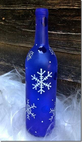 decorar botellas navidad todonavidad info (11)