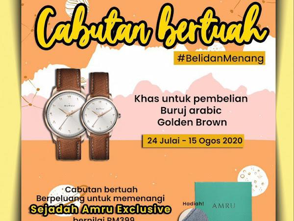 Jam Buruj Arabic Buruj Watches