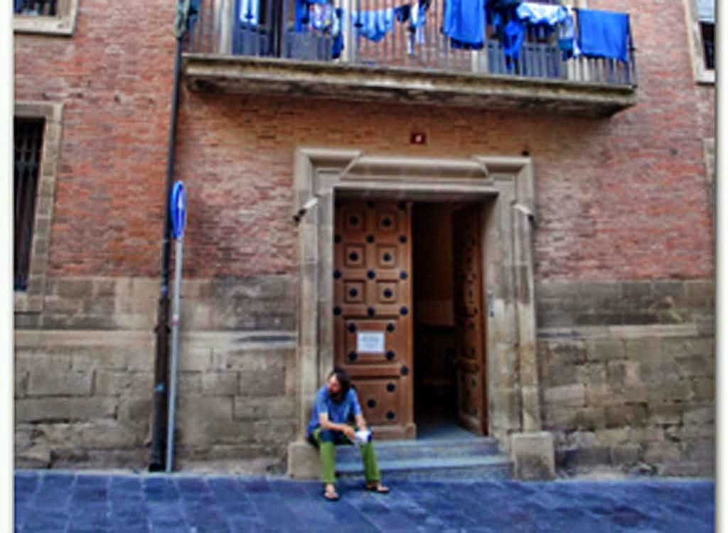 Albergue de peregrinos de la parroquia de Santiago el Real, Logroño, Camino de Santiago