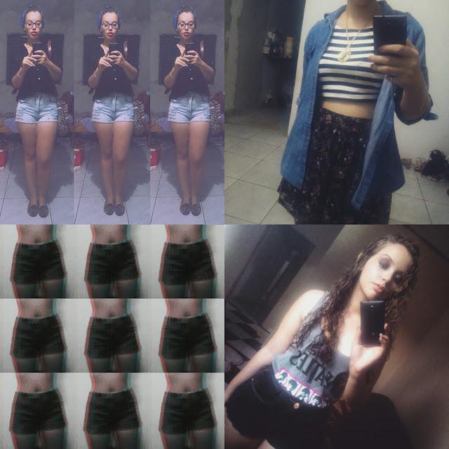 Como uso a tendência, cintura alta, no meu guarda roupas!
