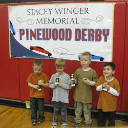 2011 Pinewood Derby