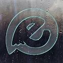 Rain on Glass EvolveSMS Theme icon