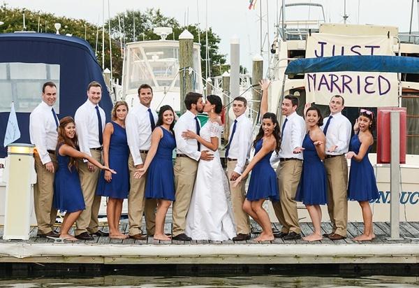 chesapeake wedding planner