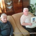 Gyenes Józsefné köszöntése 70.születésnapja alkalmából_2014