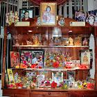 Program: 5.30pm to 7.30pm Nama sankirthan, Sri Guruji Kirthans, Mridula's 2nd birthday cake cutting and followed by Mangal Harathi.