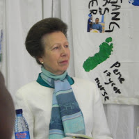 Princess Ann at Stepping Stones Int'l