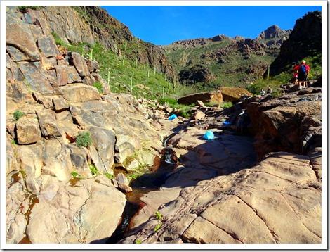Hieroglyphic Trail, Superstition Mountains