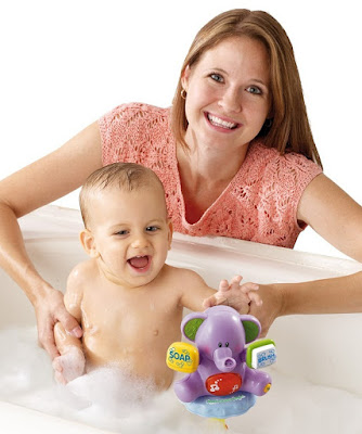 Voi tắm vui nhộn Vtech Splash and Squirt Elephant