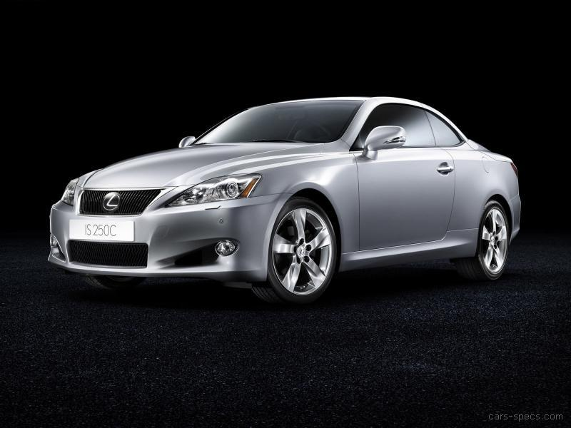 2011 lexus is 250 c convertible specifications pictures prices. Black Bedroom Furniture Sets. Home Design Ideas