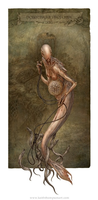 Brood Mermaid, Undines