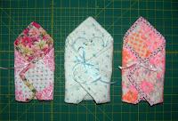 Angel Wraps and Preemie Patterns
