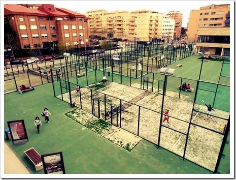 El Perú Cáceres Wellness es elegido como mejor club de pádel de Extremadura.