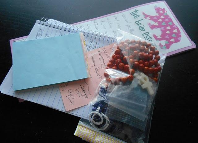 Scrap Paper Brainstorming