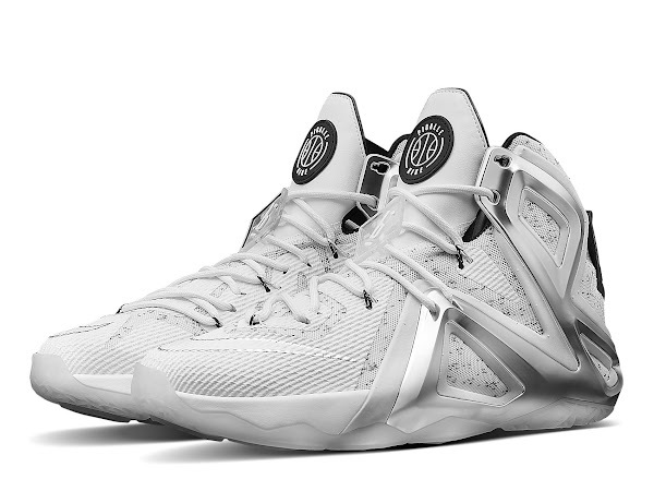 PIGALE Nike LeBron 12 Elite  Catalog Images