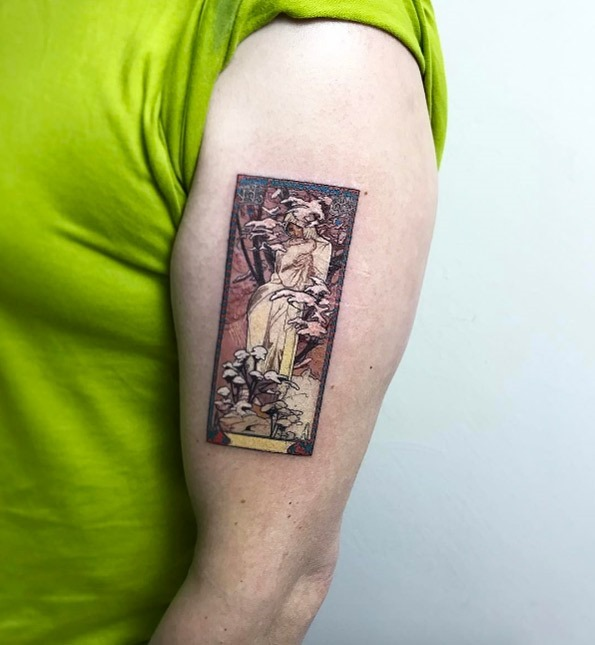 este_alphonse_mucha_tatuagem