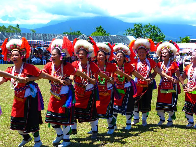 Hualien County. De Liyu lake à Guangfu, Taipinlang ( festival AMIS) Fongbin et retour J 5 - P1240591.JPG