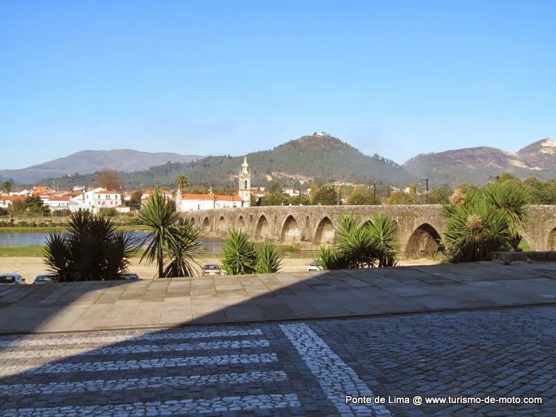 Ponte de Lima, Vale do Lima, ponte romana, Minho