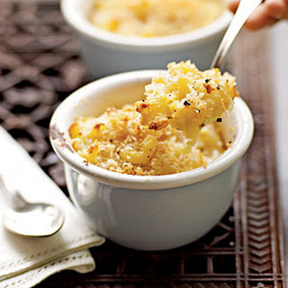 Three-Cheese Macaroni and Cheese