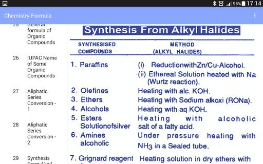 Chemistry Formula 1.3 screenshots 8