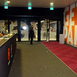 our VIP entrance at Freaqshow 2013 in Amsterdam, Noord Holland, Netherlands