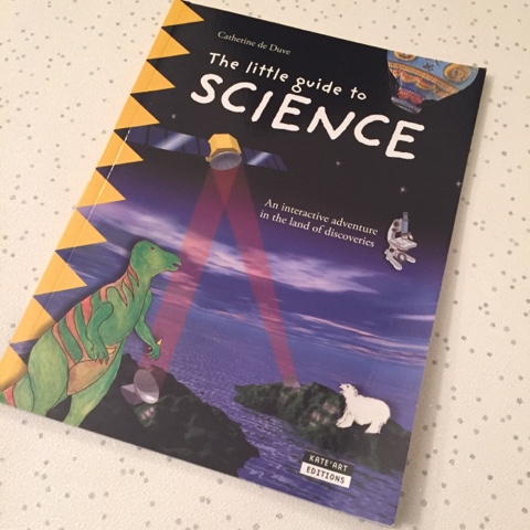 the little guide to science book